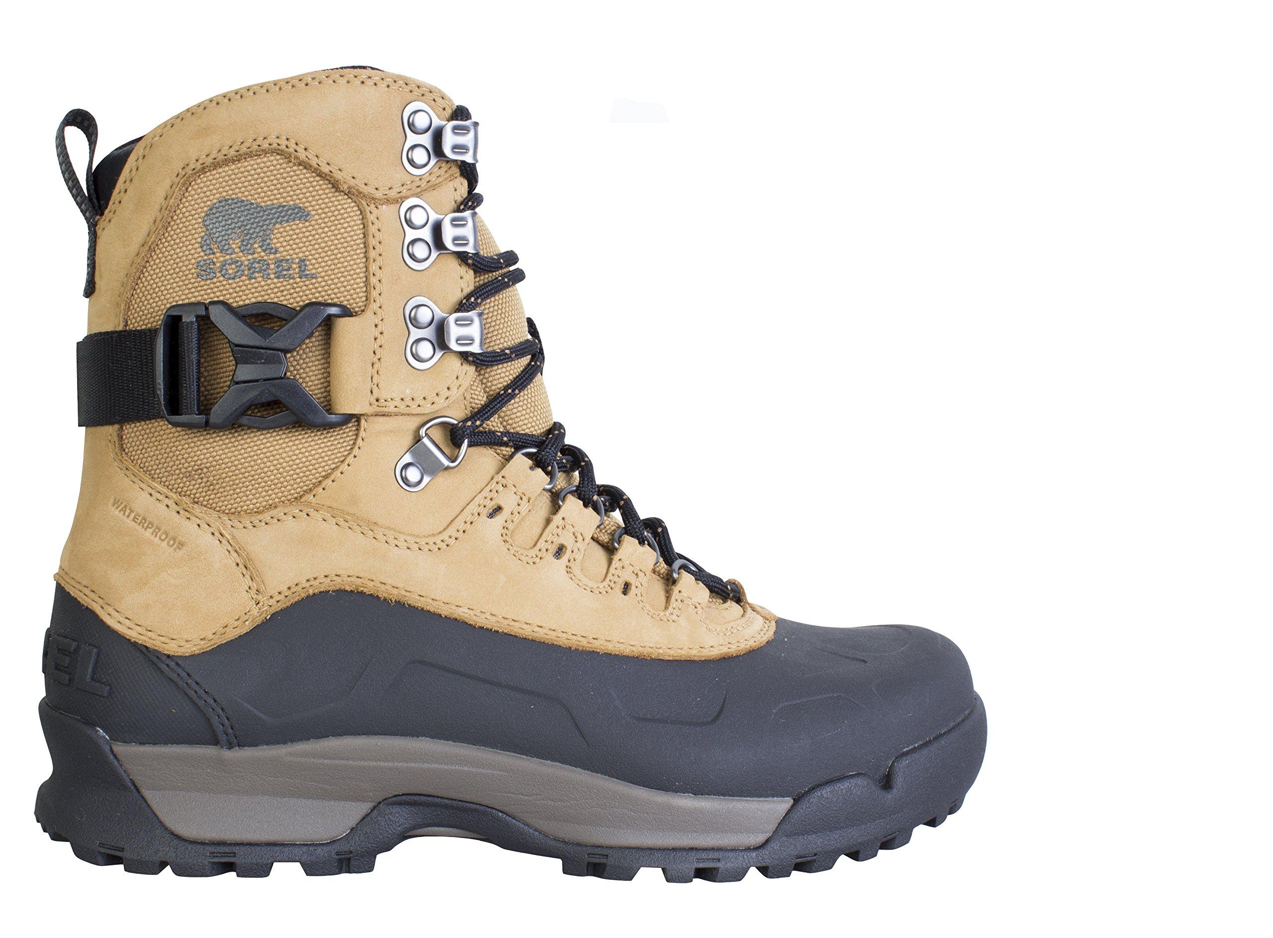 SOREL Men'S Paxson Tall Waterproof Boot #2198-281 (9.5)