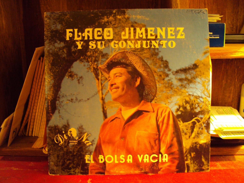 Flaco Jimenez y su Conjunto - El Bolsa Vacia - Amazon.com Music