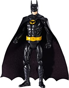"DC Comics Multiverse 4"" Basic Figure, Batman 1989"
