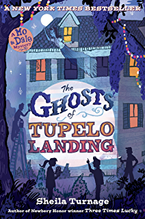 Three times lucky mo dale mystery book 1 kindle edition by the ghosts of tupelo landing mo dale mystery book fandeluxe Images