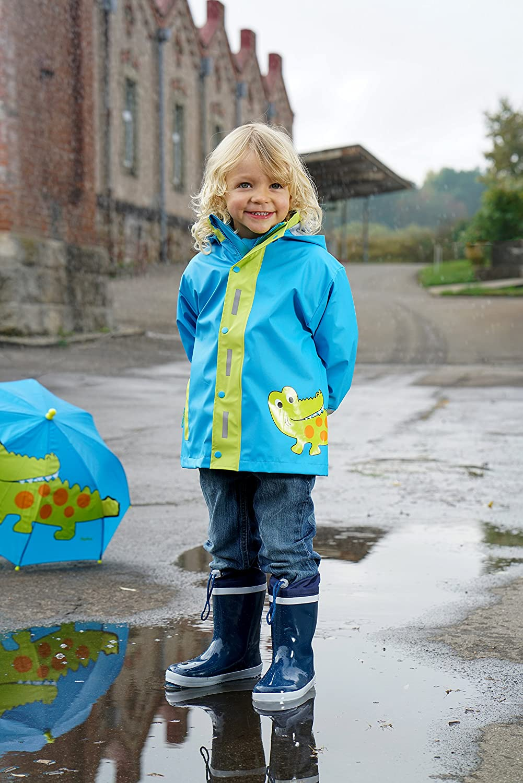 Blu Playshoes Regenjacke Krokodil impermeable Bambino 86 original