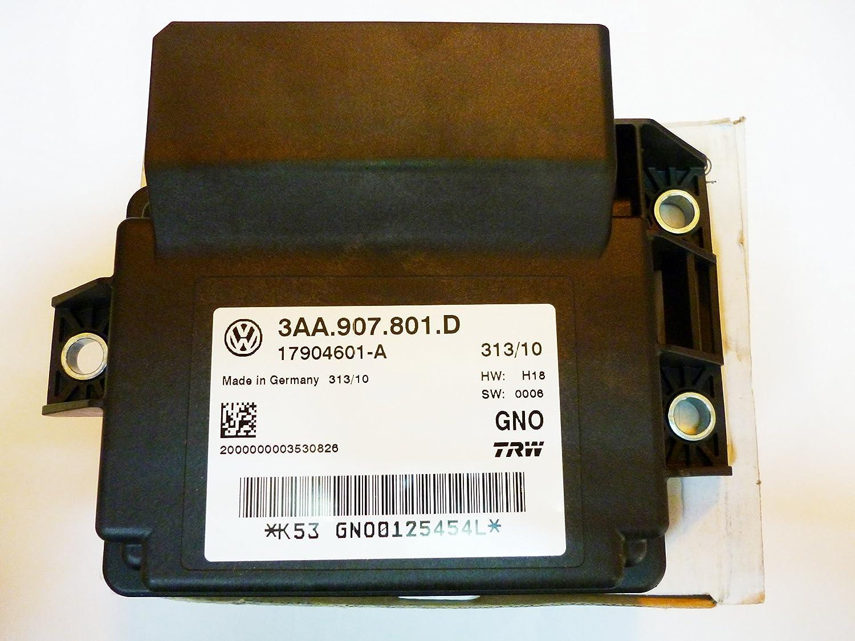 VW Tiguan Control Unit Electric Parking Brake 5N0907801B Parking Brake Warranty