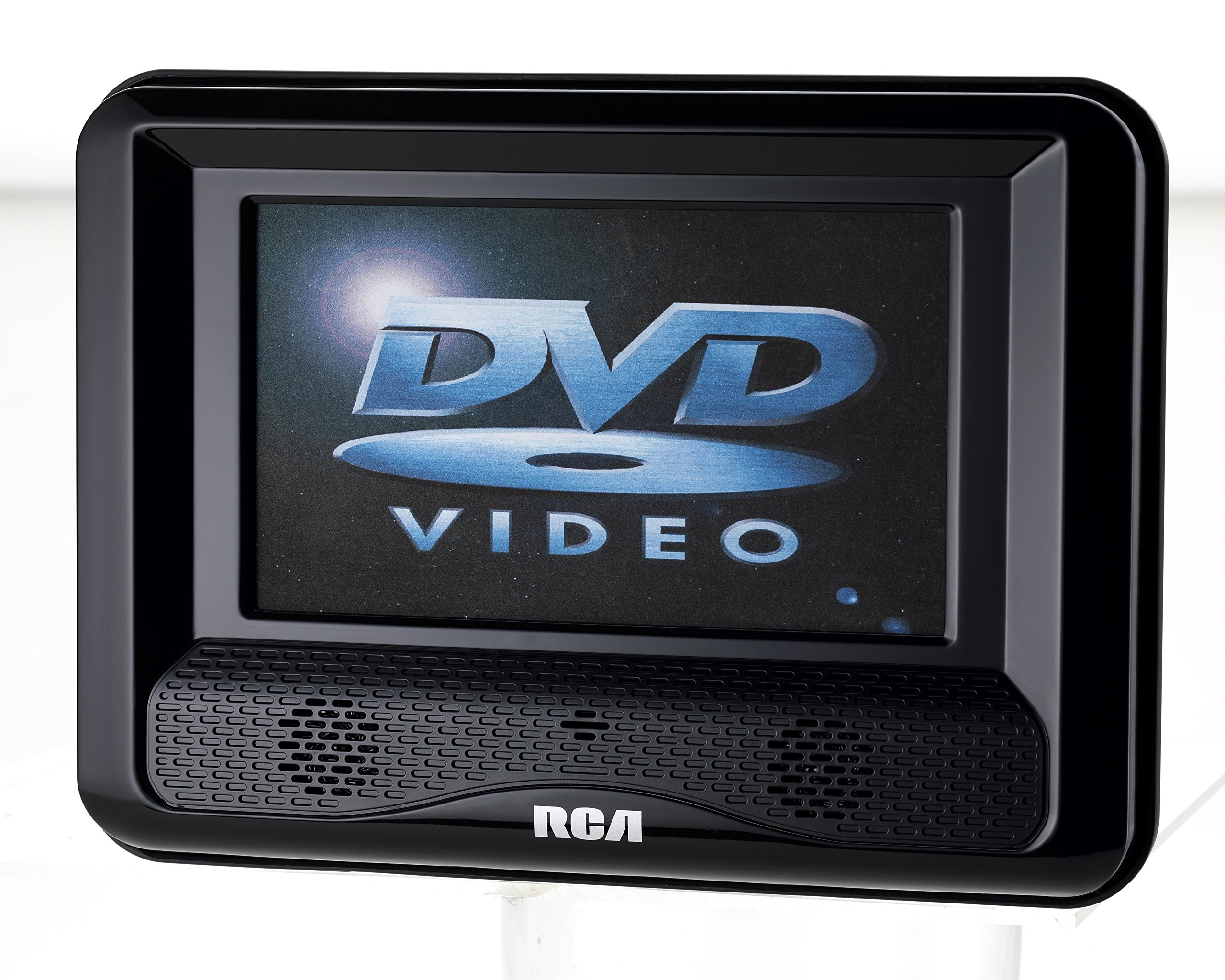 RCA (BRM97071U) Portable & Mobile Blu-Ray/DVD Player - 7'' LCD Screen (HD,1080p) - USB Media File Playback by RCA