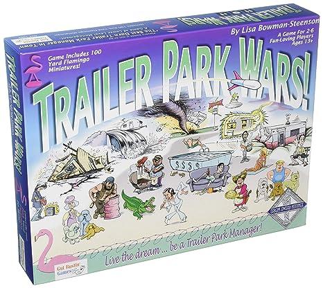 Teen trailer trash toys