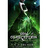 Vow of Deception (The Ministry of Curiosities Book 9)