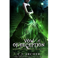 Vow of Deception (Ministry of Curiosities Book 9)