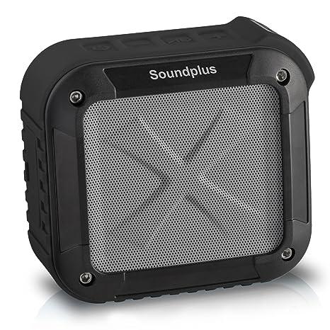 Amazon.com: NEEGO Altavoz Bluetooth portátil para exteriores ...