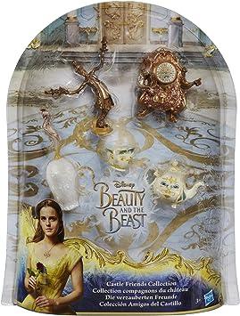 Amazon.es: Disney Pack múltiple Amigos mágicos Small Doll la Bella y la Bestia Princess: Juguetes y juegos