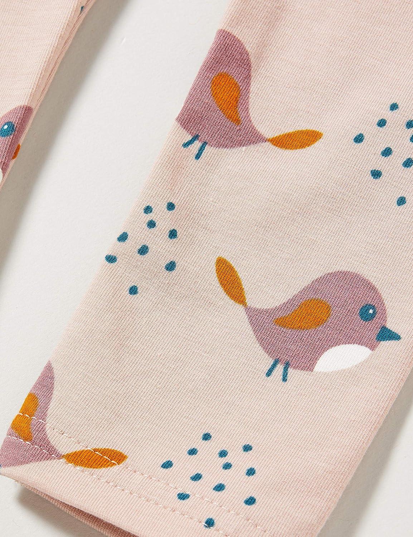 Freds World by Green Cotton Baby-M/ädchen Bird Frill Pants