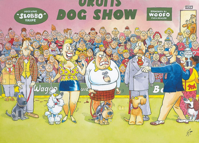 Wasgij Mystery Dog Show 150 Piece Jigsaw Puzzle: Amazon.co.uk ...