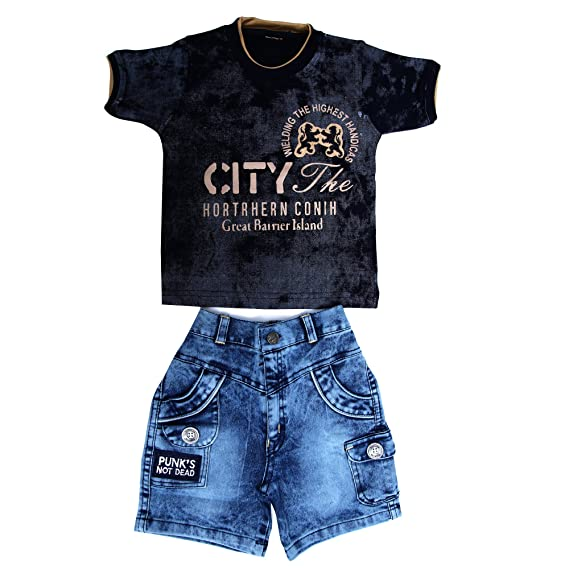 Zadmus Baby Boys T Shirt Short Dress Beige 18 24 Months Amazon In Clothing Accessories