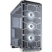 Corsair Crystal Series 570X RGB - Tempered Glass Premium ATX Mid-Tower Case White Cases CC-9011110-WW