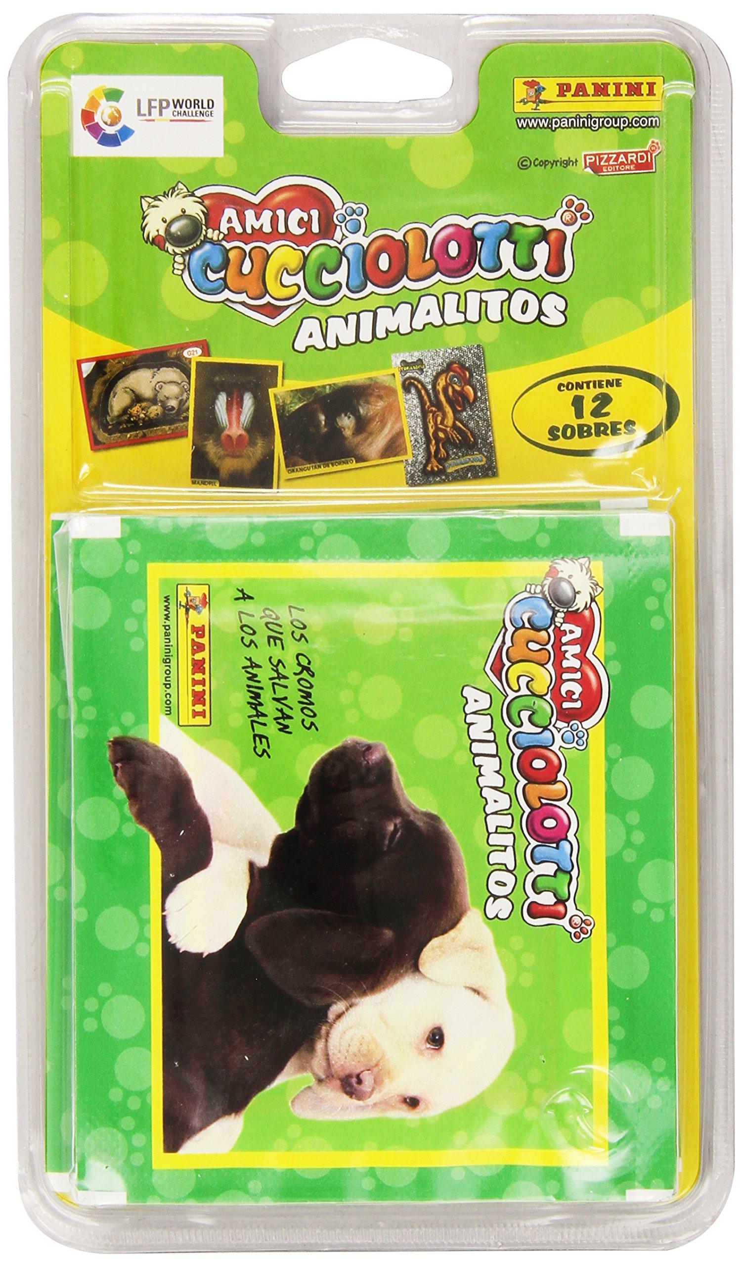 Read Online Animalitos 2015. Blíster de 12 sobres PDF