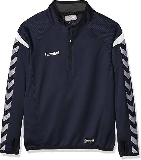 TALLA 116. Hummel Auth. Charge Training Sweat - Chaqueta Niños