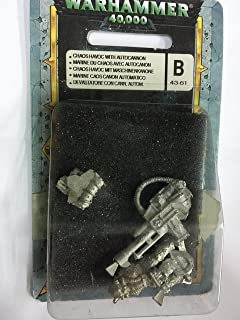 Devastatore con cannone automatico 43-61 - Space Marine GAMES WORKSHOP