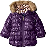 Limited Too Baby Girls' Quilted Iridescent Puffer
