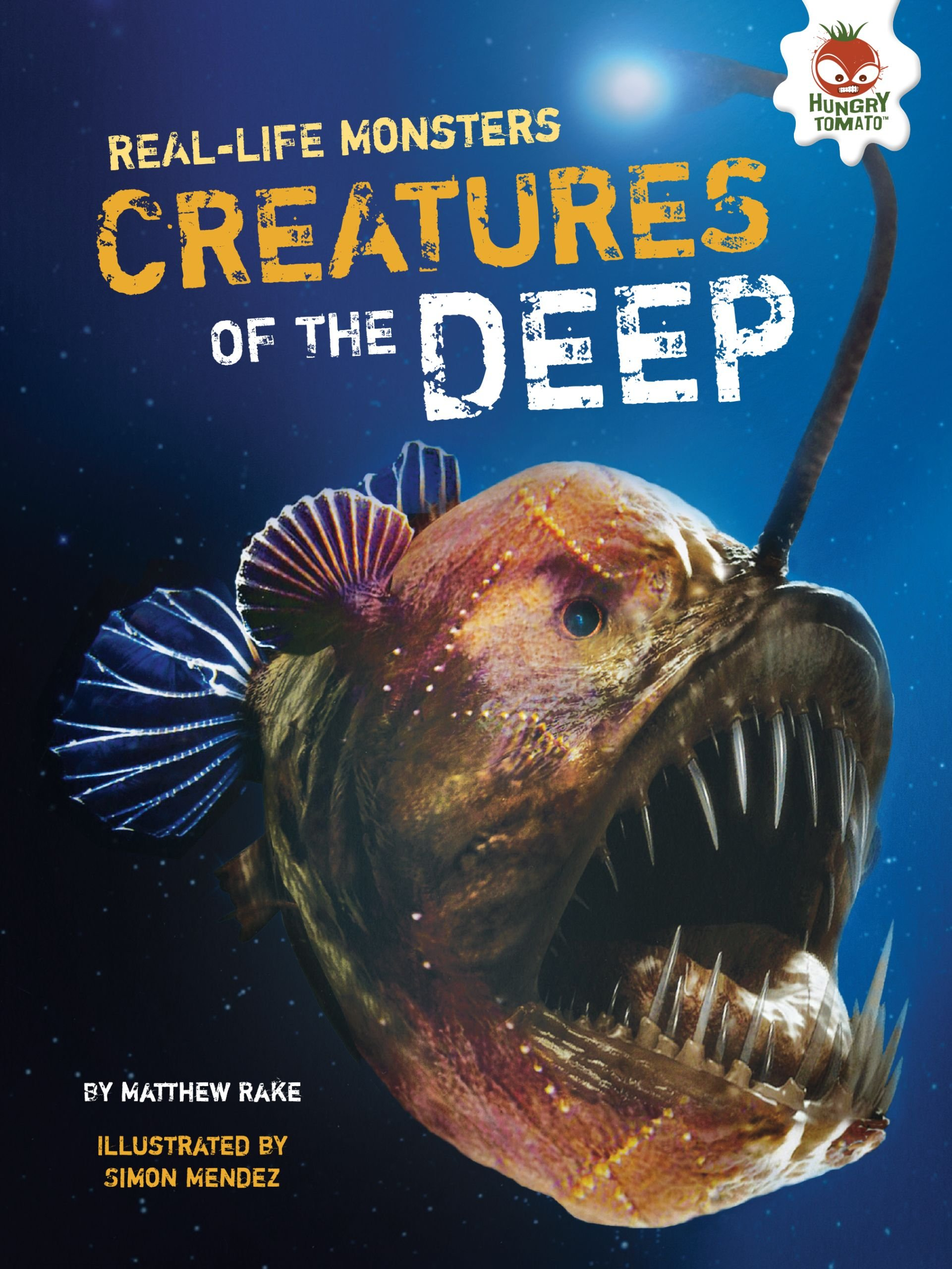 Download Creatures of the Deep (Real-life Monsters) pdf