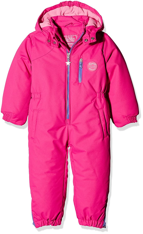 Kanz Mädchen Sportswear-Set Gr. 80 Rosa (fuchsia purple 2070) 1644202