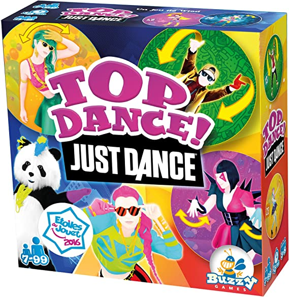 Tina Games – buz004to – Top Dance Just Dance , color/modelo ...