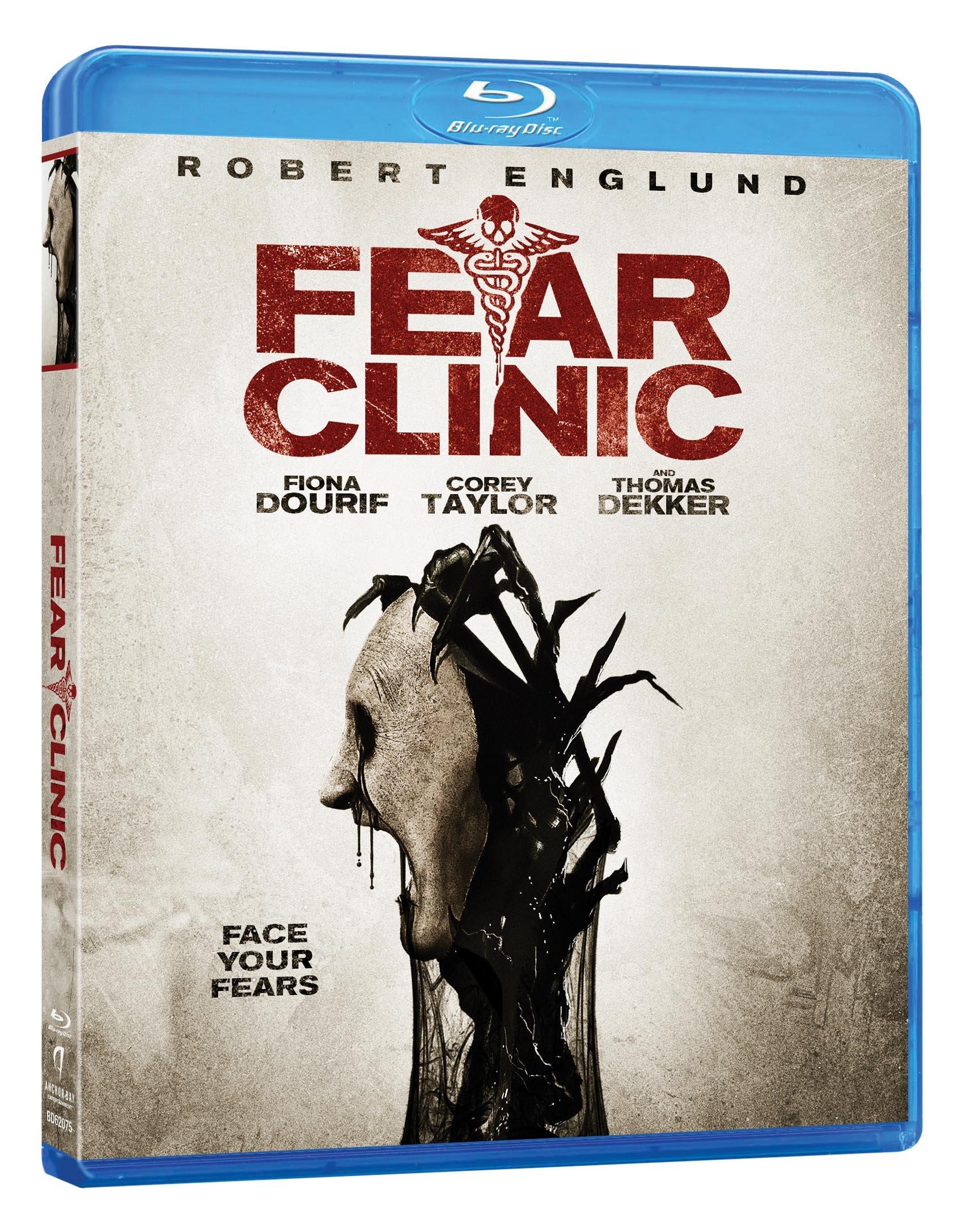Blu-ray : Fear Clinic (Blu-ray)