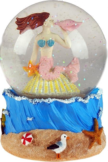 Grande Chambre de Fille de 17 cm Paillettes Boule de Neige ...