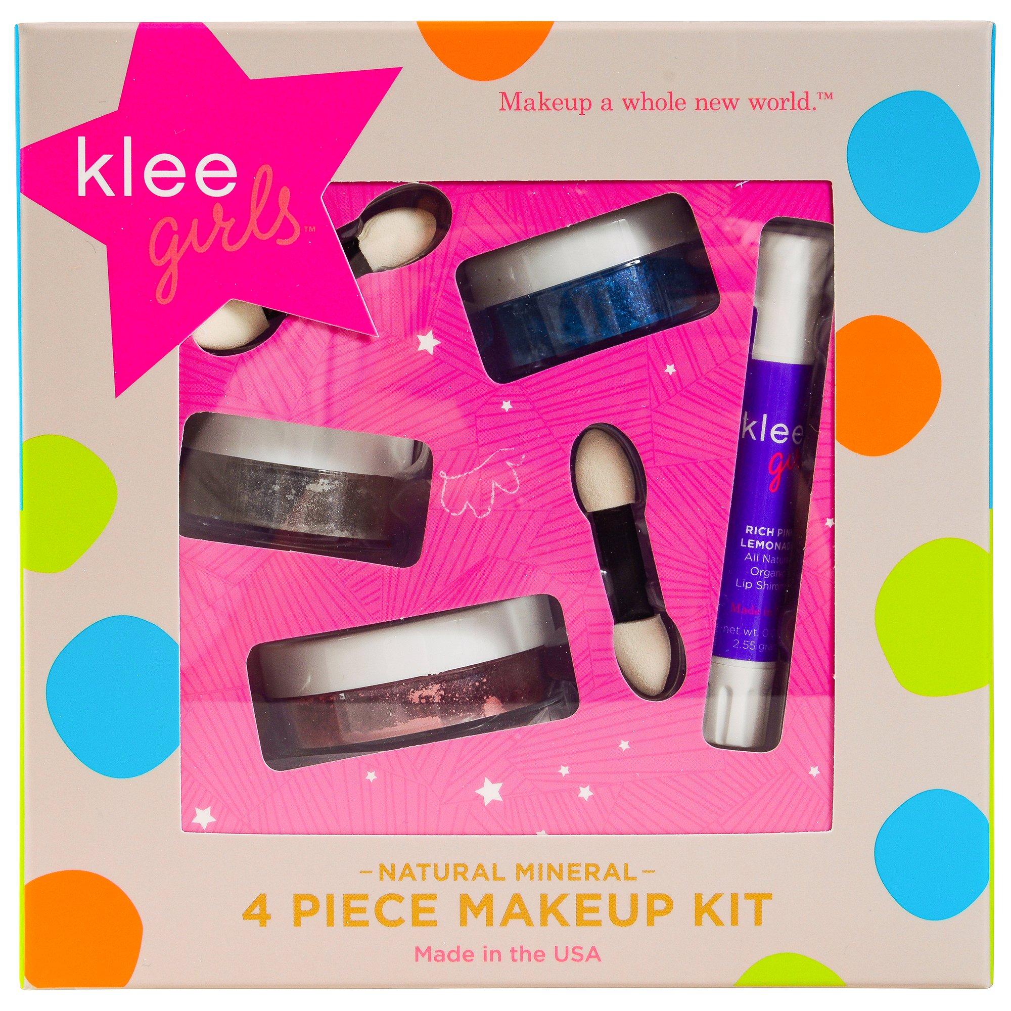 Luna Star Naturals Klee Girls 4-Piece Kit, Shining Through