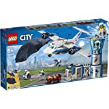 LEGO City Sky Police Air Base 60210 Building Toy