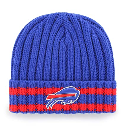 4b8e1a0c9e9 Amazon.com   NFL Buffalo Bills Bure OTS Cuff Knit Cap