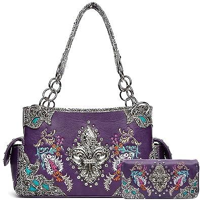 Amazon.com: Bolso de transporte para mujer de estilo ...