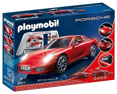 Amazon.com: PLAYMOBIL Porsche 911 Carrera S: Toys & Games
