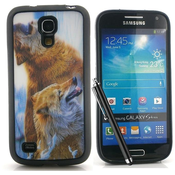 Samsung Galaxy S4 Mini 3d Carcasa Funda Cover Funda Backcase ...