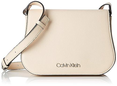 Calvin Klein Slide Saddle Bag - Borse a tracolla Donna 1eff5ce2663