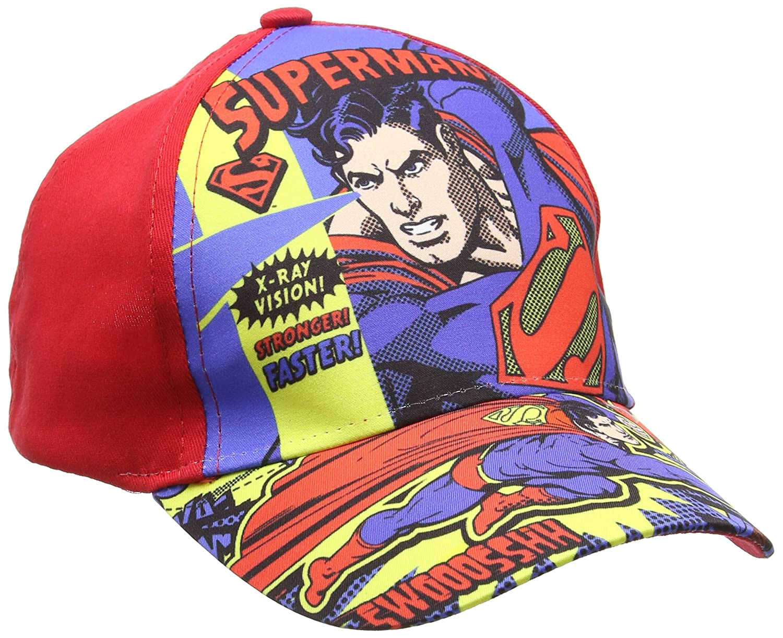 DC Comics Boy's Superman Cap EP4082