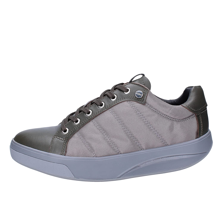 MBT Sneakers Damen Grün Grau Textil Veloursleder (37 EU) GQgjC8