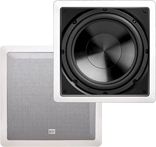 OSD IWS10 10 inch In-Wall Subwoofer