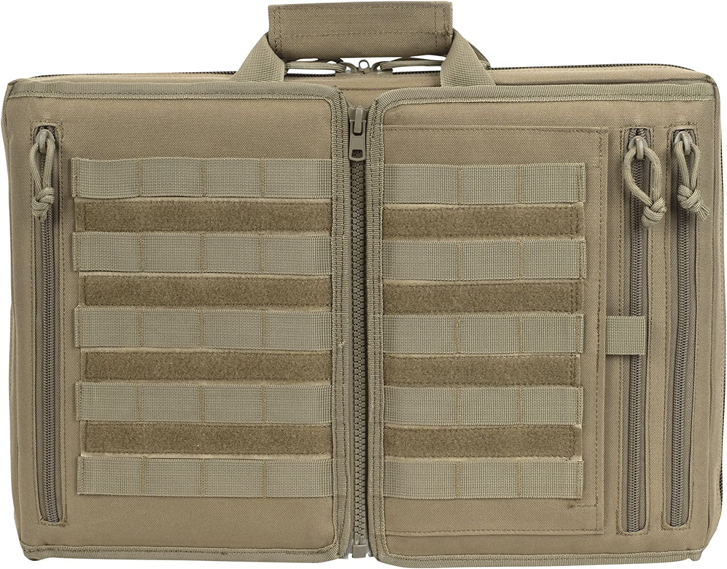 VooDoo Tactical 15-9752 17 Deluxe Laptop Backpack Desk, for Travel EDC