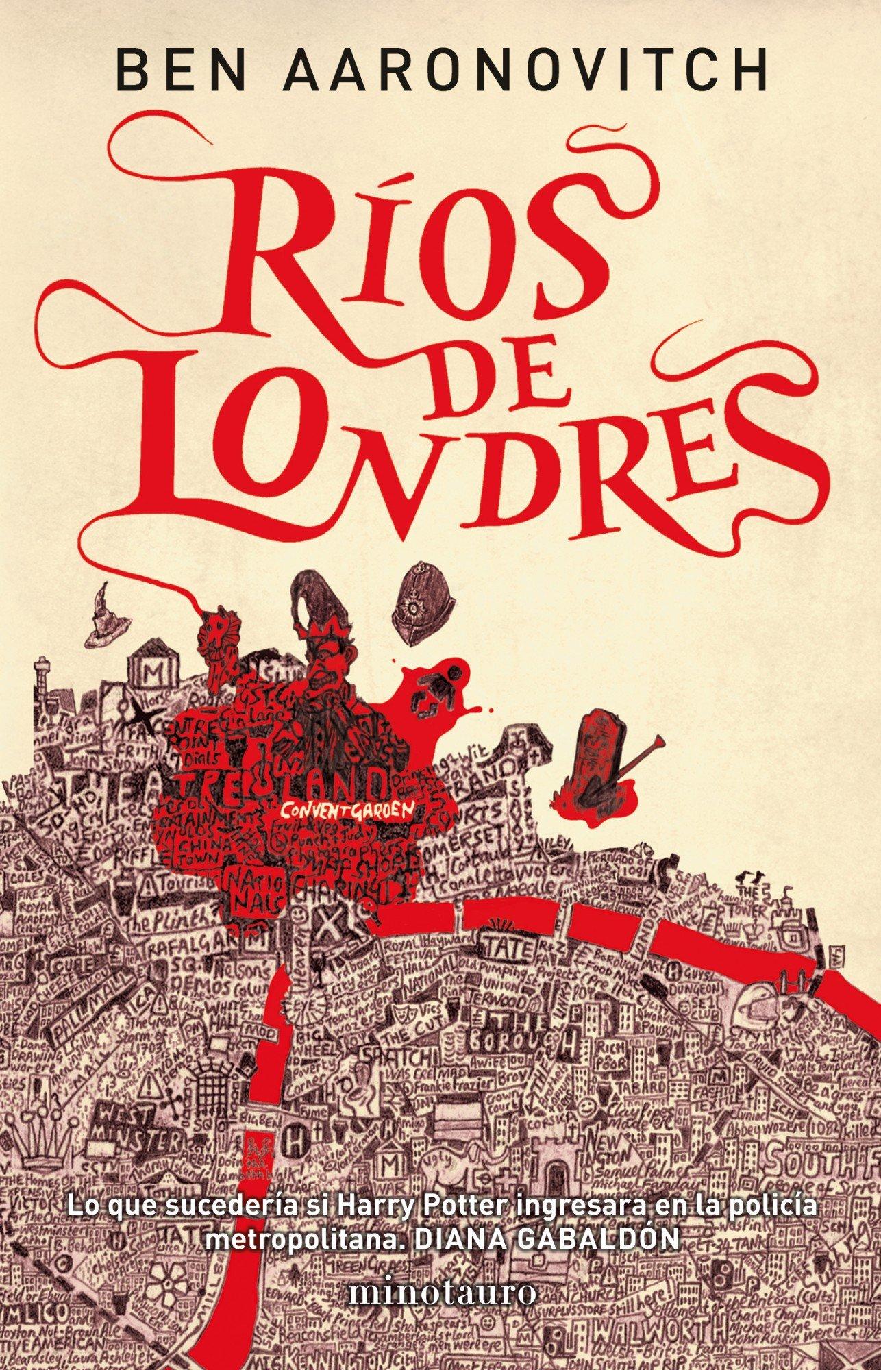 Ríos de Londres (Fantasía): Amazon.es: Aaronovitch, Ben, Mussarra Roca, Joan Josep: Libros