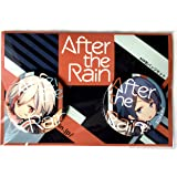 NBCUniversal ANIME×MUSIC FESTIVAL~25th ANNIVERSARY~ 公式グッズ 【 After the Rain ( そらる まふまふ ) 】 缶バッジ×2種セット