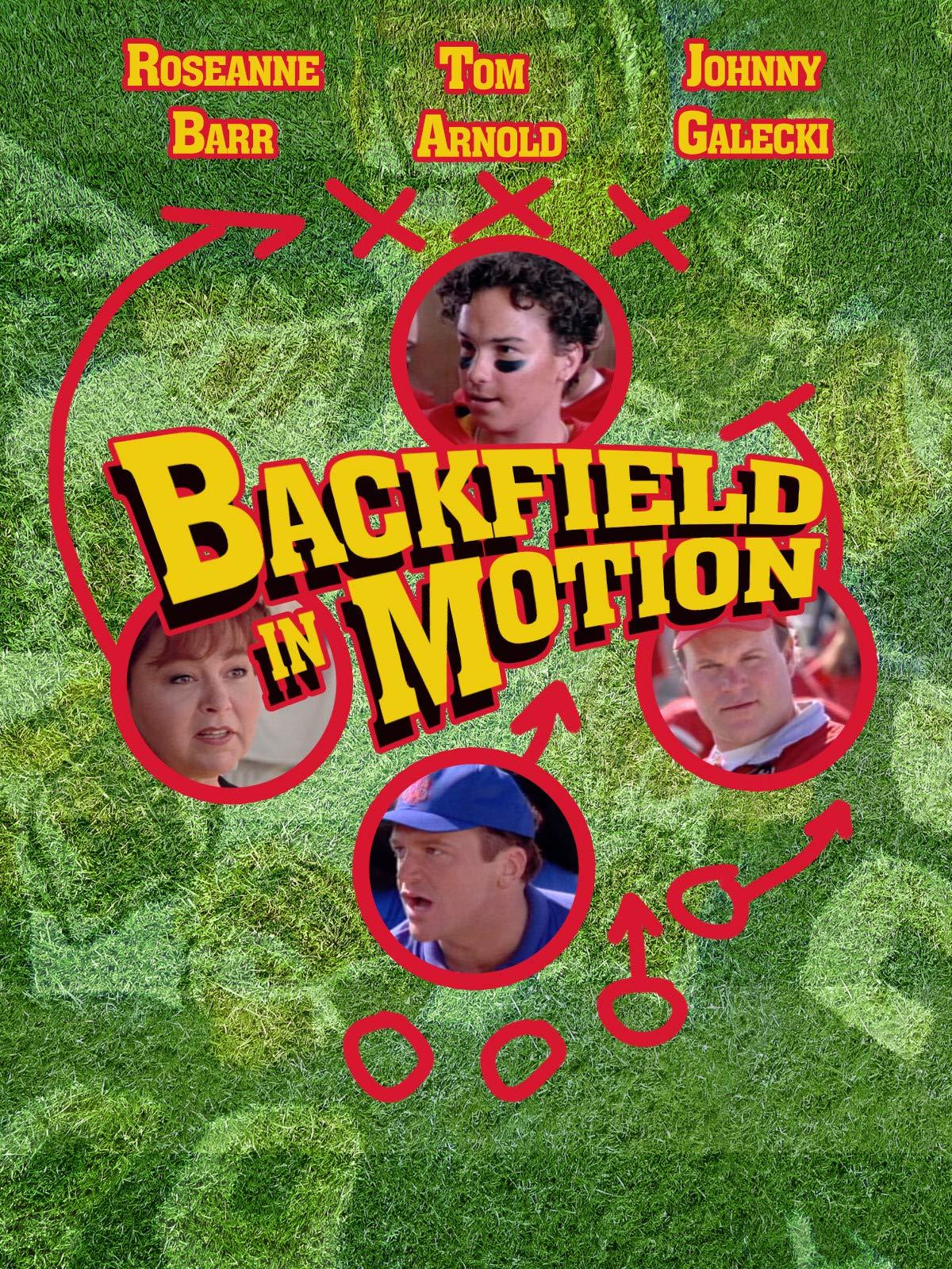 Backfield in Motion (4k Restored) on Amazon Prime Video UK