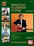 Essential Flamenco Guitar - Volume 2 (Book & 2 DVDs)