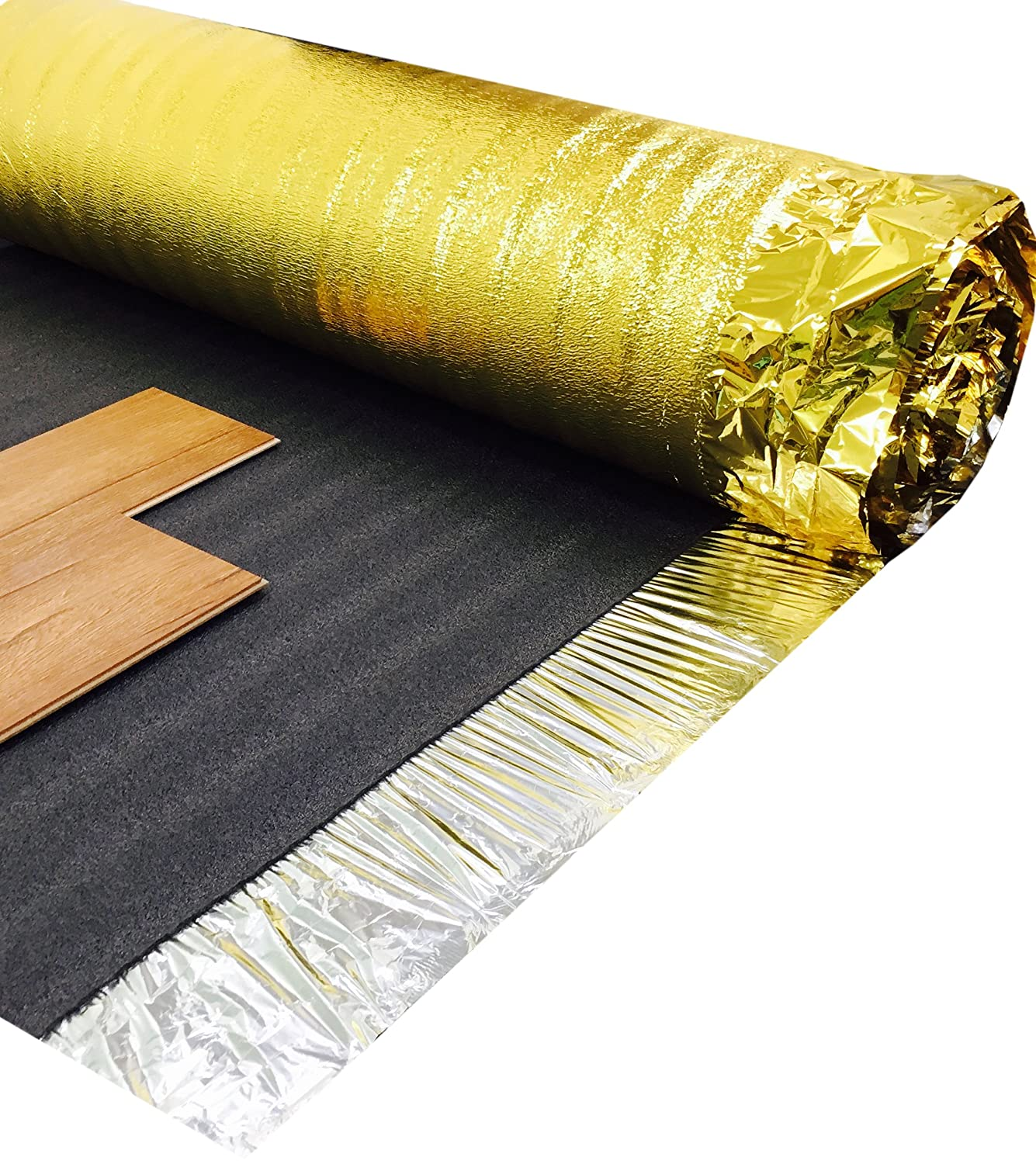 underlayment fast off flooring floors uk floor underlay delivery acoustic a foam white laminate