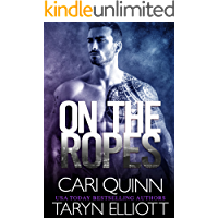 On the Ropes: MMA Romantic Suspense (Tapped Out Book 3) (English Edition)