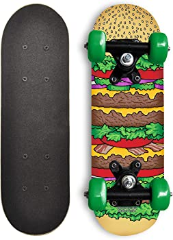 RudeBoyz Beginners Skateboard