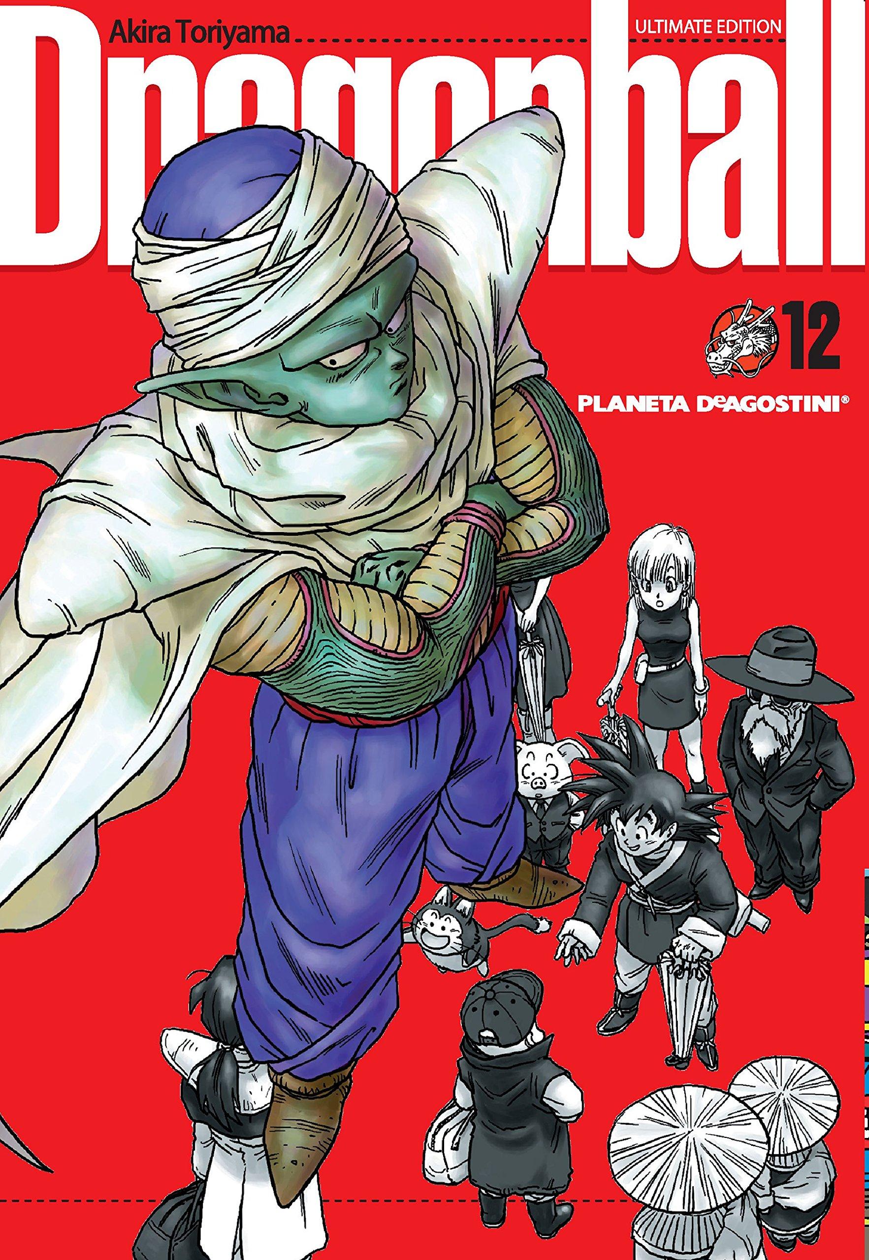Dragon Ball nº 12/34 (Manga Shonen) Tapa blanda – 13 feb 2008 Akira Toriyama Planeta DeAgostini Cómics 8468470457 Graphic novels: Manga
