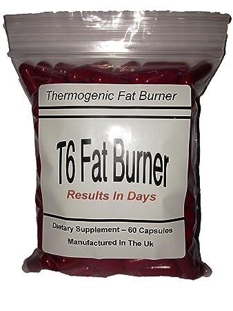 quemador de grasa t6 uk