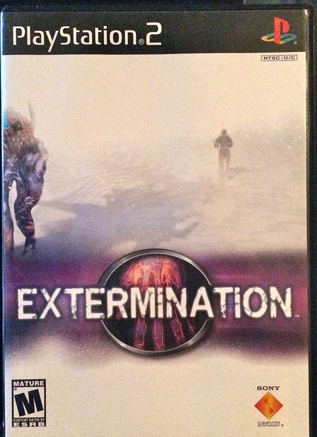 Amazon Com Extermination Playstation 2 Playstation 2 Video Games