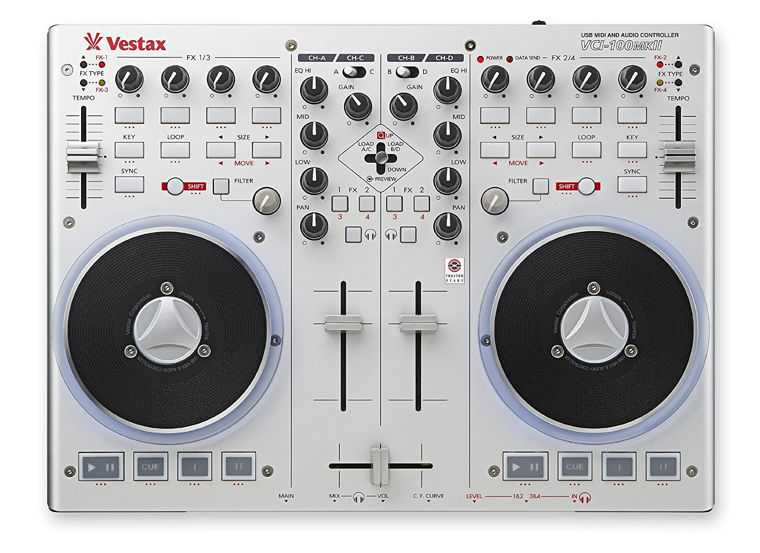 VESTAX VCI 100 MK2 WINDOWS 8 DRIVERS DOWNLOAD (2019)
