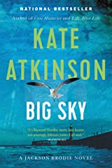 Big Sky (Jackson Brodie Book 5) Kindle Edition