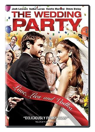 Amazon The Wedding Party Josh Lawson Isabel Lucas Steve