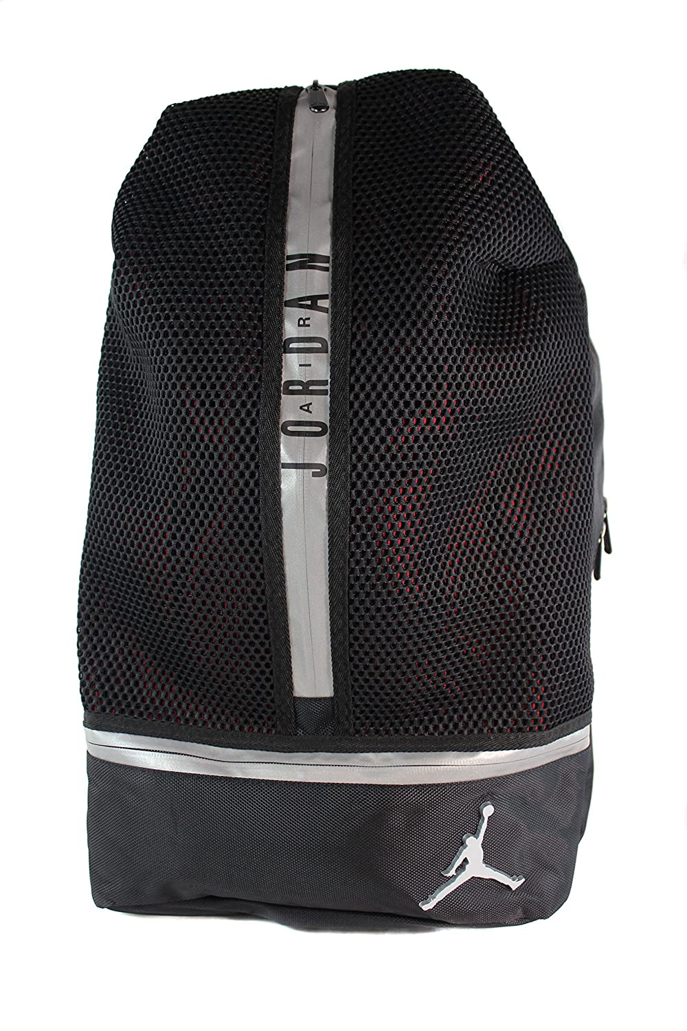 d983b19588f085 outlet Jordan All Net Laptop Backpack (Black Silver) - b-u-t.co.za